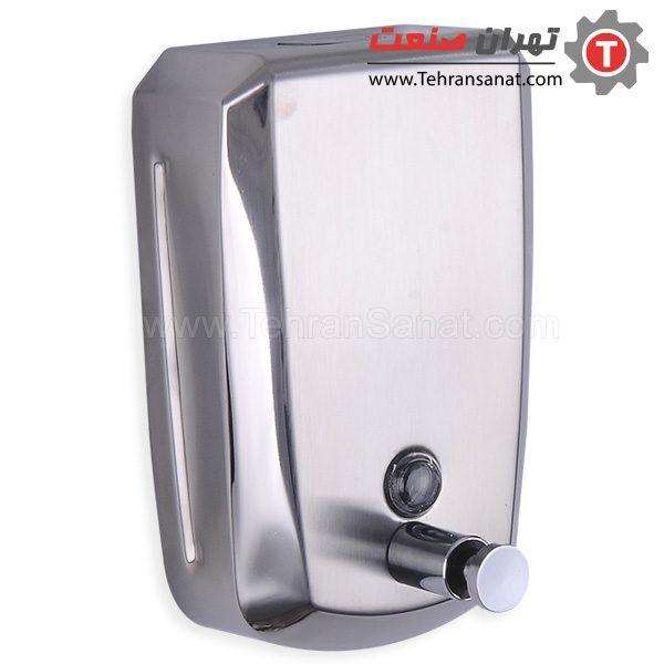 جای مایع دستشویی دیواری 500ml آاگ اینترنشنال مدل A-500V