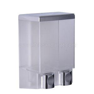 صابون و مایع ریز دستشویی و حمام دو قلو دستی محصول HiTech