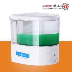 مایع ریز اتوماتیک ظرفشویی HITECH مدل Soft Soap