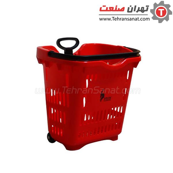 سبد خرید دستی عصایی - کد3513