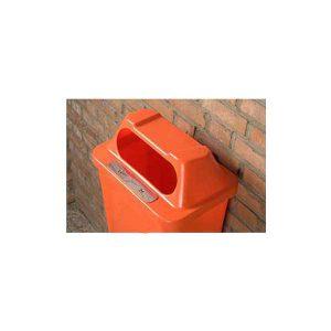 مخزن زباله پارکی دیواری 50 لیتری- کد 4304