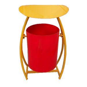 سطل زباله پارکی- کد 510