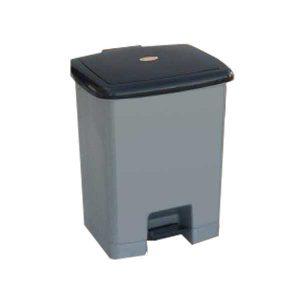 سطل زباله پلاستیکی پدالی اداری- کد 587