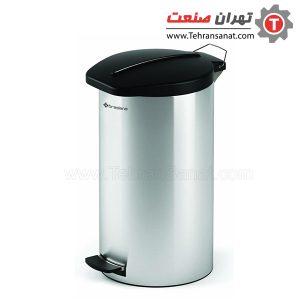 سطل زباله آشپزخانه 16 لیتری Brasiana مدل BPB-231- کد 620