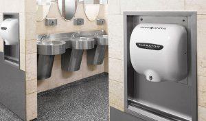 بنر خشک کن دست برقی