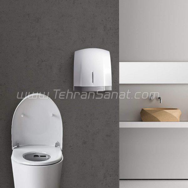 دست خشک کن برقی sitco جهت استفاده در سرویس بهداشتی