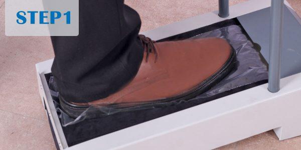 بهترین-دستگاه-کاور-کفش