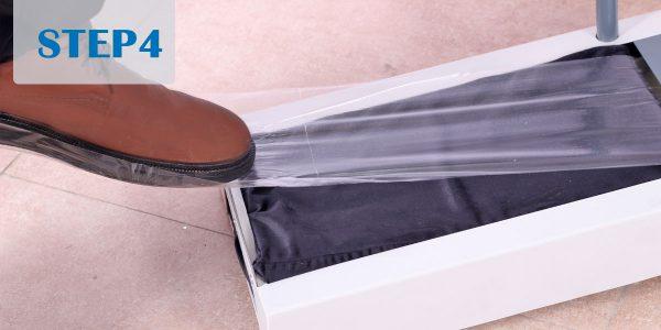 دستگاه-کاور-کفش-دندانپزشکی